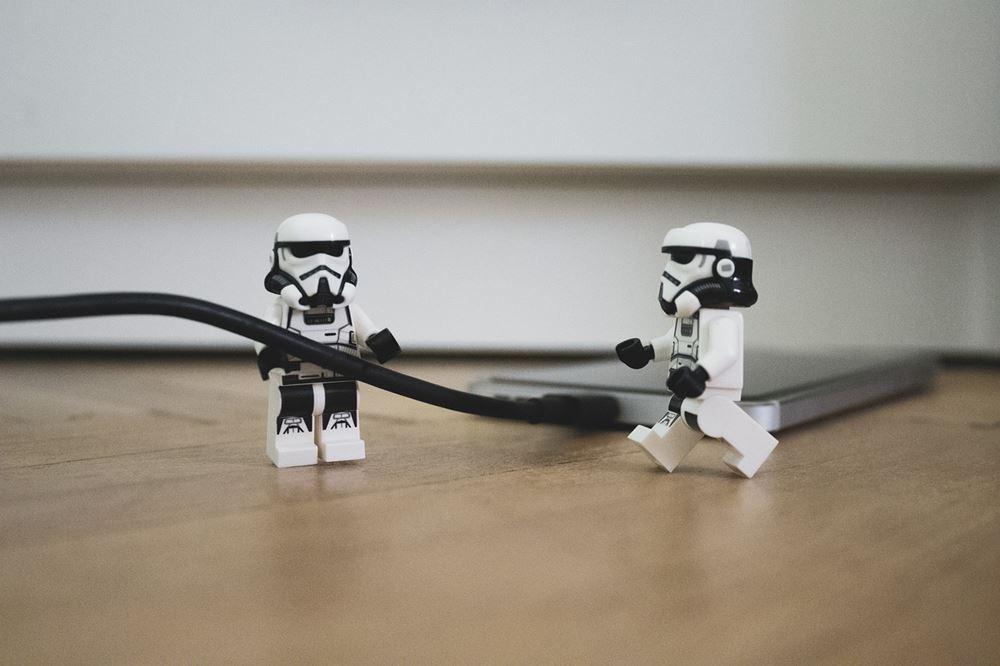 Danos elétricos